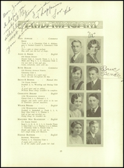 Page 31, 1932 Edition, Lincoln High School - Ahdawagam Yearbook (Wisconsin Rapids, WI) online yearbook collection
