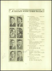 Page 32, 1932 Edition, Lincoln High School - Ahdawagam Yearbook (Wisconsin Rapids, WI) online yearbook collection