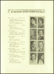 Page 33, 1932 Edition, Lincoln High School - Ahdawagam Yearbook (Wisconsin Rapids, WI) online yearbook collection