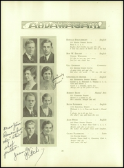 Page 34, 1932 Edition, Lincoln High School - Ahdawagam Yearbook (Wisconsin Rapids, WI) online yearbook collection
