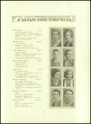 Page 35, 1932 Edition, Lincoln High School - Ahdawagam Yearbook (Wisconsin Rapids, WI) online yearbook collection