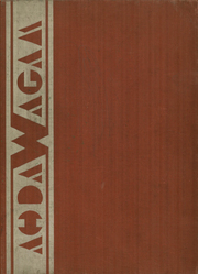 1938 Edition, Lincoln High School - Ahdawagam Yearbook (Wisconsin Rapids, WI)