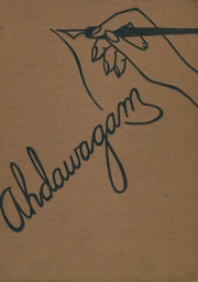 Page 1, 1940 Edition, Lincoln High School - Ahdawagam Yearbook (Wisconsin Rapids, WI) online yearbook collection