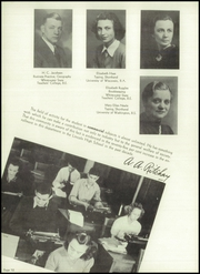 Page 16, 1940 Edition, Lincoln High School - Ahdawagam Yearbook (Wisconsin Rapids, WI) online yearbook collection