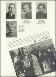 Page 17, 1940 Edition, Lincoln High School - Ahdawagam Yearbook (Wisconsin Rapids, WI) online yearbook collection