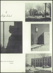 Page 9, 1940 Edition, Lincoln High School - Ahdawagam Yearbook (Wisconsin Rapids, WI) online yearbook collection