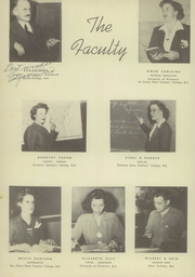 Page 12, 1946 Edition, Lincoln High School - Ahdawagam Yearbook (Wisconsin Rapids, WI) online yearbook collection