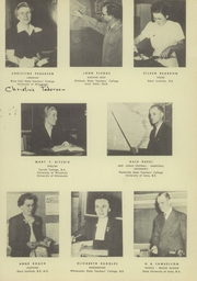 Page 15, 1946 Edition, Lincoln High School - Ahdawagam Yearbook (Wisconsin Rapids, WI) online yearbook collection