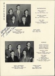 Page 12, 1948 Edition, Lincoln High School - Ahdawagam Yearbook (Wisconsin Rapids, WI) online yearbook collection