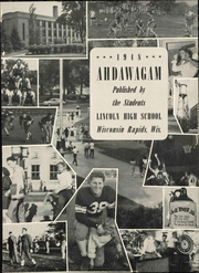 Page 7, 1948 Edition, Lincoln High School - Ahdawagam Yearbook (Wisconsin Rapids, WI) online yearbook collection
