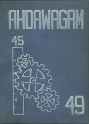 1949 Edition, Lincoln High School - Ahdawagam Yearbook (Wisconsin Rapids, WI)