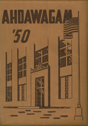 1950 Edition, Lincoln High School - Ahdawagam Yearbook (Wisconsin Rapids, WI)