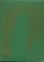 1951 Edition, Lincoln High School - Ahdawagam Yearbook (Wisconsin Rapids, WI)