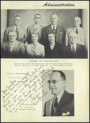 Page 7, 1952 Edition, Lincoln High School - Ahdawagam Yearbook (Wisconsin Rapids, WI) online yearbook collection