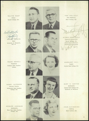 Page 9, 1952 Edition, Lincoln High School - Ahdawagam Yearbook (Wisconsin Rapids, WI) online yearbook collection