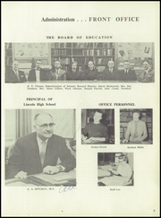 Page 7, 1958 Edition, Lincoln High School - Ahdawagam Yearbook (Wisconsin Rapids, WI) online yearbook collection
