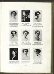 Page 13, 1912 Edition, University of Wisconsin Superior - Gitche Gumee Yearbook (Superior, WI) online yearbook collection