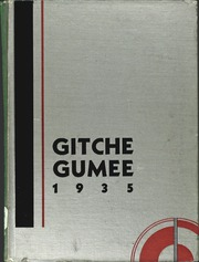 University of Wisconsin Superior - Gitche Gumee Yearbook (Superior, WI) online yearbook collection, 1935 Edition, Page 1
