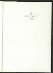 Page 7, 1936 Edition, University of Wisconsin Superior - Gitche Gumee Yearbook (Superior, WI) online yearbook collection