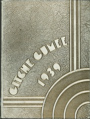 University of Wisconsin Superior - Gitche Gumee Yearbook (Superior, WI) online yearbook collection, 1939 Edition, Page 1