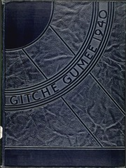 University of Wisconsin Superior - Gitche Gumee Yearbook (Superior, WI) online yearbook collection, 1940 Edition, Page 1