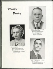 Page 16, 1950 Edition, University of Wisconsin Superior - Gitche Gumee Yearbook (Superior, WI) online yearbook collection