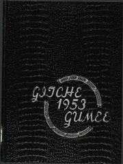 University of Wisconsin Superior - Gitche Gumee Yearbook (Superior, WI) online yearbook collection, 1953 Edition, Page 1