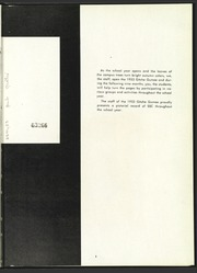 Page 7, 1953 Edition, University of Wisconsin Superior - Gitche Gumee Yearbook (Superior, WI) online yearbook collection