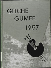 University of Wisconsin Superior - Gitche Gumee Yearbook (Superior, WI) online yearbook collection, 1957 Edition, Page 1