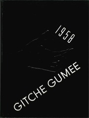 University of Wisconsin Superior - Gitche Gumee Yearbook (Superior, WI) online yearbook collection, 1958 Edition, Page 1