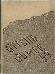 University of Wisconsin Superior - Gitche Gumee Yearbook (Superior, WI) online yearbook collection, 1959 Edition, Page 1