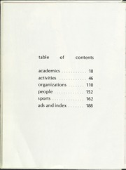 Page 6, 1972 Edition, University of Wisconsin Superior - Gitche Gumee Yearbook (Superior, WI) online yearbook collection