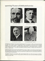 Page 8, 1972 Edition, University of Wisconsin Superior - Gitche Gumee Yearbook (Superior, WI) online yearbook collection