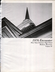 Page 5, 1976 Edition, Holy Name Seminary High School - Encounter Yearbook (Madison, WI) online yearbook collection