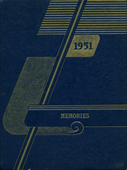 1951 Edition, Bagley High School - Indian Yearbook (Bagley, WI)