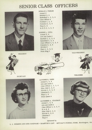 Page 10, 1955 Edition, Bagley High School - Indian Yearbook (Bagley, WI) online yearbook collection