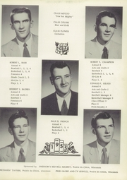 Page 11, 1955 Edition, Bagley High School - Indian Yearbook (Bagley, WI) online yearbook collection
