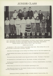Page 16, 1955 Edition, Bagley High School - Indian Yearbook (Bagley, WI) online yearbook collection