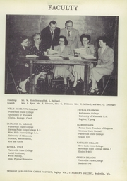 Page 7, 1955 Edition, Bagley High School - Indian Yearbook (Bagley, WI) online yearbook collection