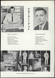 Page 13, 1958 Edition, Bagley High School - Indian Yearbook (Bagley, WI) online yearbook collection