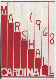 Page 1, 1968 Edition, Marshall Middle School - Cardinal Yearbook (Janesville, WI) online yearbook collection