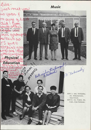 Page 13, 1968 Edition, Marshall Middle School - Cardinal Yearbook (Janesville, WI) online yearbook collection