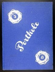 1958 Edition, Marquette University NROTC - Porthole Yearbook (Milwaukee, WI)