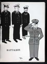 Page 15, 1966 Edition, Marquette University NROTC - Porthole Yearbook (Milwaukee, WI) online yearbook collection