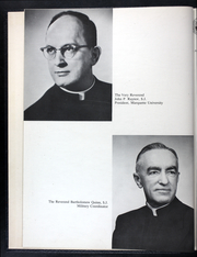 Page 6, 1966 Edition, Marquette University NROTC - Porthole Yearbook (Milwaukee, WI) online yearbook collection