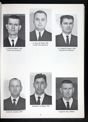 Page 9, 1966 Edition, Marquette University NROTC - Porthole Yearbook (Milwaukee, WI) online yearbook collection