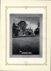Page 12, 1925 Edition, Milton College - Fides Yearbook (Milton, WI) online yearbook collection