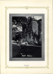 Page 14, 1925 Edition, Milton College - Fides Yearbook (Milton, WI) online yearbook collection