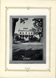 Page 16, 1925 Edition, Milton College - Fides Yearbook (Milton, WI) online yearbook collection