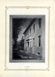 Page 17, 1925 Edition, Milton College - Fides Yearbook (Milton, WI) online yearbook collection
